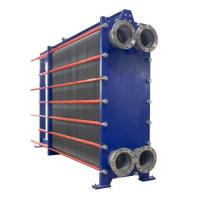 Buy cheap Titanium Plate Type Heat Exchanger High Pressure With Evaporation Machine from wholesalers