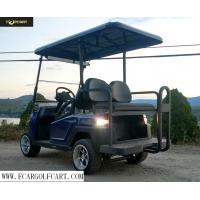 Buy cheap Off Road Electric Golf Cart 4 Seater With Bluetooth from wholesalers