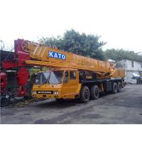 Buy cheap NK500E-V Used truck crane made in japan/50t kato crane from wholesalers
