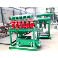 Buy cheap Mud Drilling Desilter Hydrocyclone 0.25 - 0.4Mpa Working Pressure DN200mm Outlet Size from wholesalers