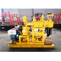 Buy cheap 1/6 Small Electric Quarry Blasting Drill Rig Geology Drilling Machine from wholesalers
