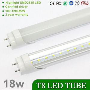 T8 led tube 1.2M 18W (GT8-18W-0.9m)