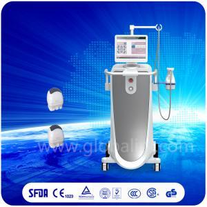 High Intensive Ultrasoic Cavitation Equipment , Cellulite Reduction Hifu Beauty Machine