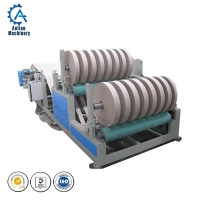 Buy cheap Kraft Paper Corrugated Board Production Line Toilet Paper Slitter Rewinder Machine from wholesalers
