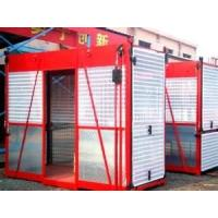 Buy cheap building construction material hoist rack passenger elevator rack and pinion lifts from wholesalers