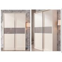 Buy cheap Modern Wardrobe Armoire Closet Aluminum Sliding , Hotel Stand Alone Wardrobe Closet from wholesalers