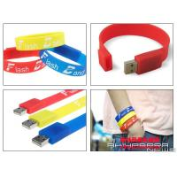 China Rubber usb-PVC  usb memory,Wrist Strap usb flash drives, USB disk, usb drives on sale