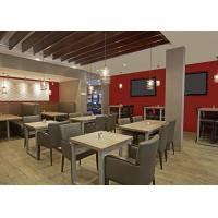 Buy cheap Holiday Inn Commercial Restaurant Furniture , Wooden Cafe Furniture from wholesalers