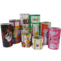 Buy cheap Plastic Printed Laminated Rolls Film from wholesalers