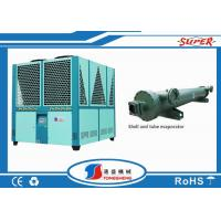 Buy cheap 5 - 25 Degree Cooling Air Cooled Screw Chiller For Electroplating Industry from wholesalers