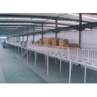 China Custom Mezzanine Racking System Medium Duty Multi Layer Prefabricated Mezzanine Floors on sale