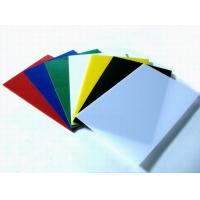 Buy cheap 2 - 30mm Polypropylene Plate , PP Rigid Jointing Sheet from wholesalers