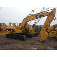 Buy cheap Used Caterpillar 320C Hydraulic Excavator,used cat 320c excavator, used 320c excavator for sale from wholesalers
