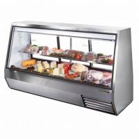 Buy cheap Commercial Refrigerated Deli Case Inner LED Lighting Automatic Off Cycle Defrosting from wholesalers