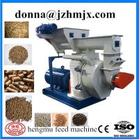 Buy cheap Structure stable low invest hay pellet production line from wholesalers