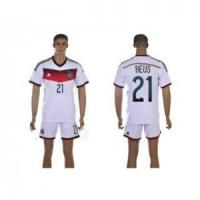 Buy cheap 2014 World Cup Germany Home White Soccer Jersey from wholesalers