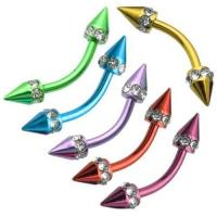 Fashion 2011 stainless steel body jewelry Manufactures