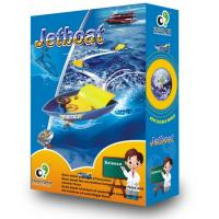 Buy cheap For Children Jet Boat DIY Educational Toys Educational Assembling  from wholesalers