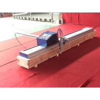 Buy cheap Auto Ignition Device Portable CNC Plasma Cutter 0 - 4000mm/Min 1 Years Warranty from wholesalers