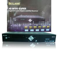 Buy cheap DVB-S2 MPEG4 HD Receiver Sclass M100 from wholesalers