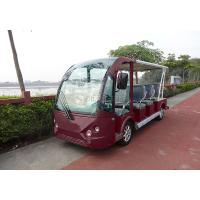 Buy cheap Red Electric Shuttle Bus Electric Car Tour JH-Y06 Model Parameter from wholesalers