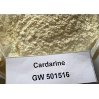 Buy cheap Oral SARM Medical Steroids GW-501516 Cardarine CAS 317318-70-0 from wholesalers