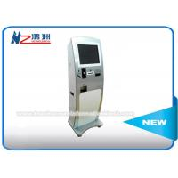 Buy cheap Top Up Prepaid Card Ticket Vending Kiosk Machine Wifi Connection Windows Xp System from wholesalers