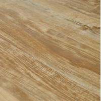 Buy cheap Wood Grain Office PVC Flooring Convenient DIY Installation Fire Proof Reliable from wholesalers