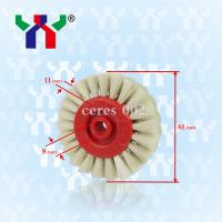 Buy cheap hard bristle Brush wheel For Pressing Paper ceres 002 from wholesalers