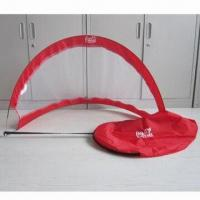 Buy cheap Pop-up Soccer Goal with Polyester Net, Measuring 100 x 80 x 80cm from wholesalers
