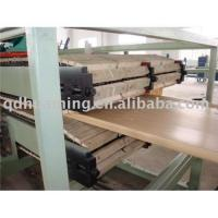 Buy cheap Wpc foamed board machine from wholesalers