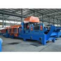 Buy cheap Hydraulic Automatic Roll Forming Machine For CZ Interchange Steel Purlin from wholesalers