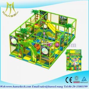 Hansel Kids Roller Slide Playground China Playground Equipment Manufactures