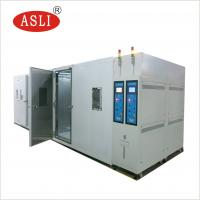 Buy cheap Walk - In Climate Rigid Test Chamer Rooms Simulated High Or Low Temparature And Humidity Testing from wholesalers