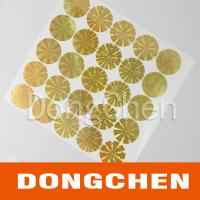 Buy cheap high quality custom anti-counterfeiting hologram sticker supplier from wholesalers