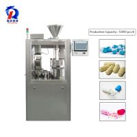 Buy cheap Automatic Powder Pill Gel Capsule Filling Machine , Medicine Capsule Making Machine from wholesalers