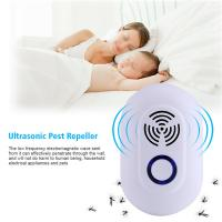 Buy cheap Multi-function Ultrasonic Household Pest Control Electronic Rats Mosquito Repeller from wholesalers