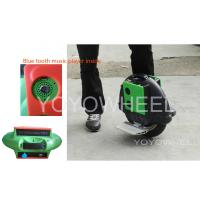 Wholesale Black Self Balancing Electric Scooter with bluetooth controller / music player from china suppliers