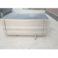Buy cheap Polished Stainless Steel Channel Drain Grates 1000mm*600mm Round Bar from wholesalers