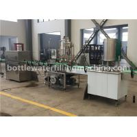 Buy cheap Milk / Juice / Coconut Water Canning Machine / Beverage Can Filling Machine from wholesalers