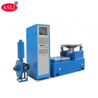 Wholesale Electronic Vibration Testing Bench For Lithium Battery Sine , Random , Shock Vibration Test from china suppliers