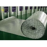 Buy cheap Foil faced bubble insulation radiant barrier aluminum bubble air insulation for buildings from wholesalers