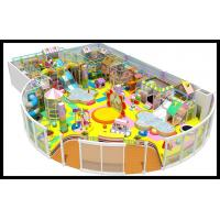Buy cheap Kids Amusement Park Used Playground Indoor for Sale Indoor Soft Playground from wholesalers