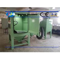Wholesale Electricity Source 220V 50Hz Industrial Sandblast Cabinet For Sandblasting Molds from china suppliers