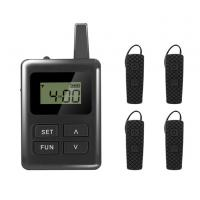 Wholesale Lithium Battery Powered Tour Guide Audio Systems Simultaneous Environmental Protection from china suppliers