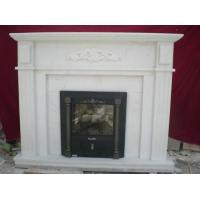 Buy cheap Factory directly sale Top Quality Home decoration corner stone fireplace from wholesalers
