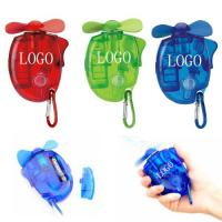 Buy cheap plastic mist spray hand-hold fan from wholesalers