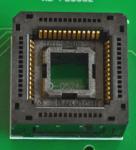 Buy cheap Test socket Spring PLCC52 IC socket 1.27mm PLCC52 To dip52 base from wholesalers