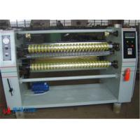 Wholesale High Speed Plastic Film Pape Roll Slitter Machine Max Cutting Diameter 800mm from china suppliers