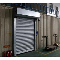 Buy cheap Durable Curtain Automatic Roller Door / Roll Up Garage Door With CE from wholesalers